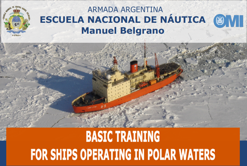 Basic training for ships operating in polar waters